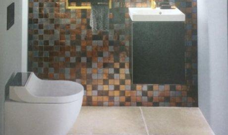 Pose et installation d'un abattant WC lavant et séchant modèle Tuma Aquaclean Gébérit à La Rochelle